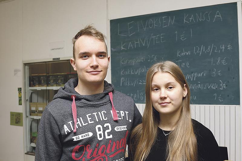 Kyläkauppa heräsi eloon virkeällä Pohjois-Pielavedellä