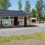Syvänniemen ranta-alue on monipuolinen liikunta- ja virkistyspaikka
